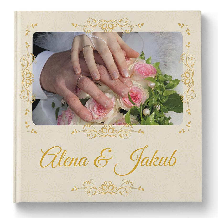 Svatební zlatá