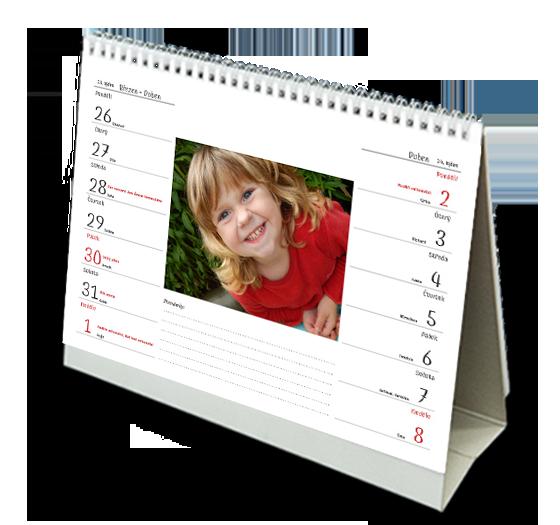 Stolní kalendář - A5