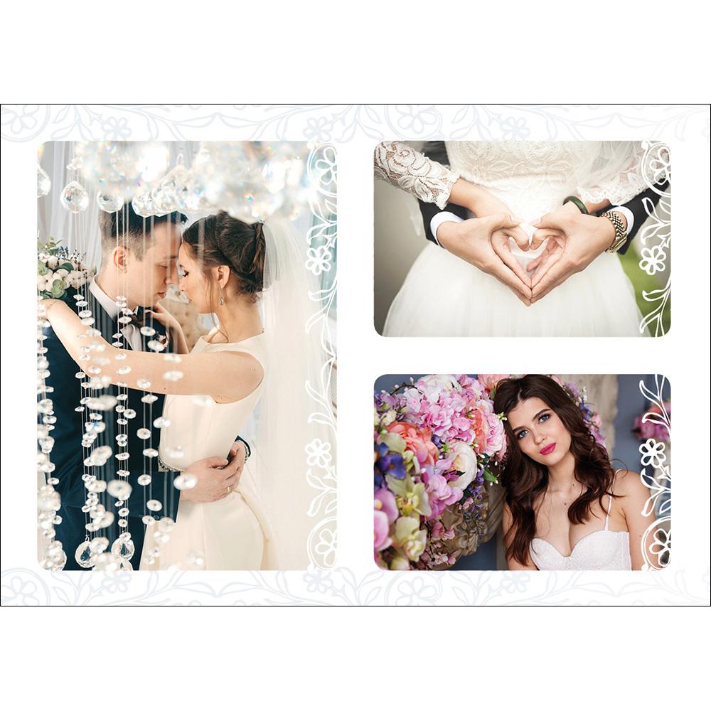 Levná fotokniha_PPS - Svatební krajka